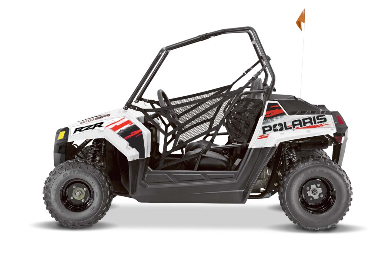 Polaris Outlaw 50 >> 2017 Polaris Youth Models | ATV Illustrated