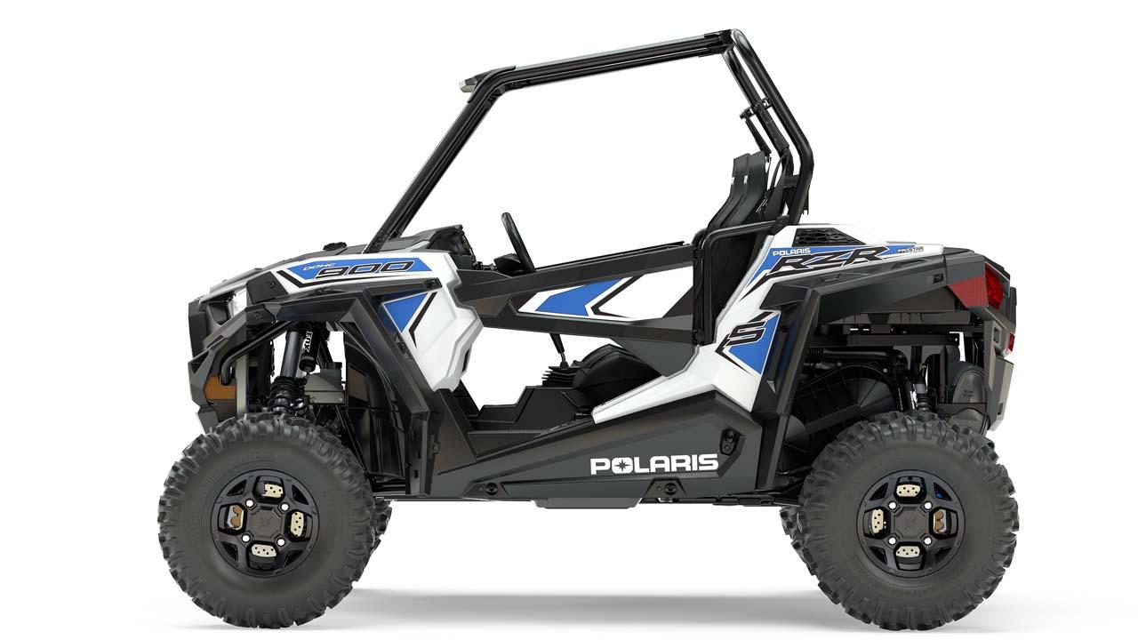 2017 Polaris RZR® Lineup | ATV Illustrated