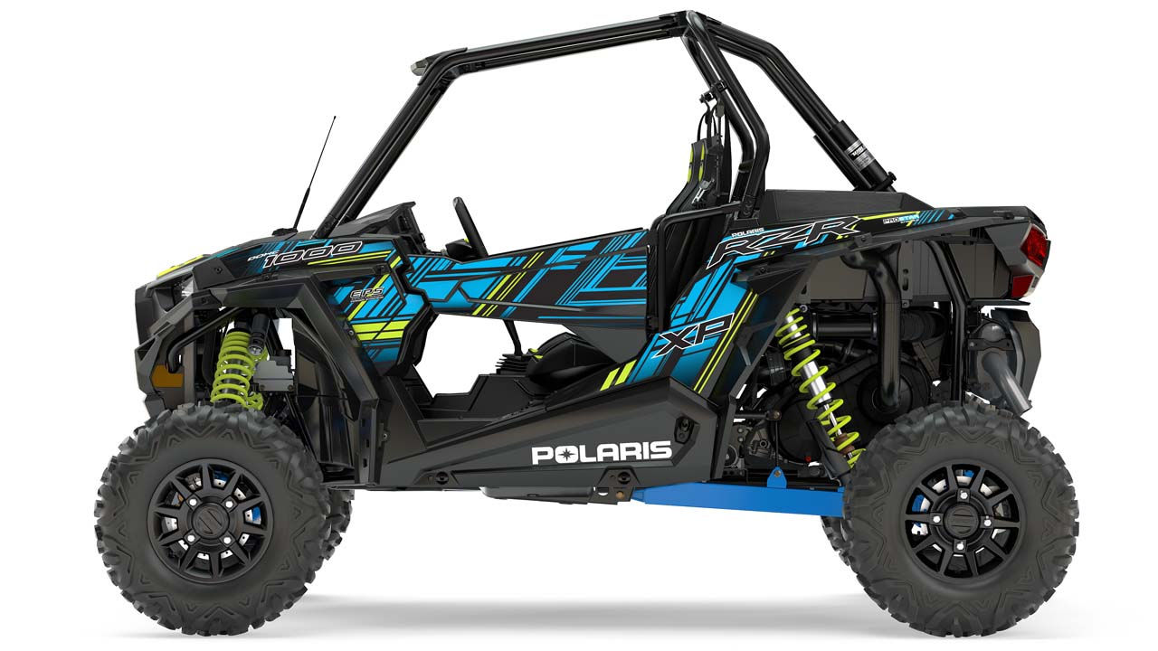 2017 polaris rzr lineup atv illustrated. Black Bedroom Furniture Sets. Home Design Ideas
