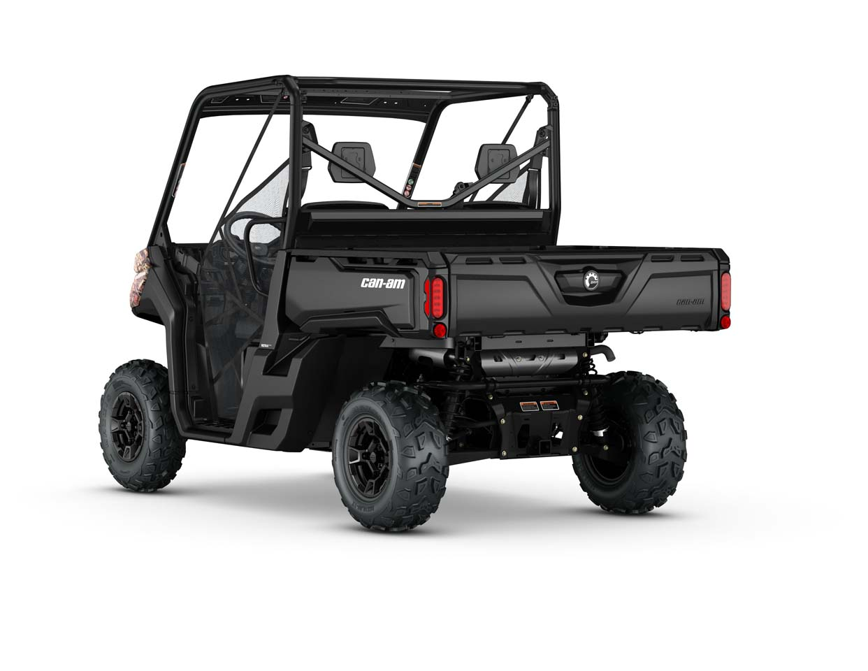 new defender hd5 side by side vehicle brings remarkable value to the expanding can am lineup. Black Bedroom Furniture Sets. Home Design Ideas