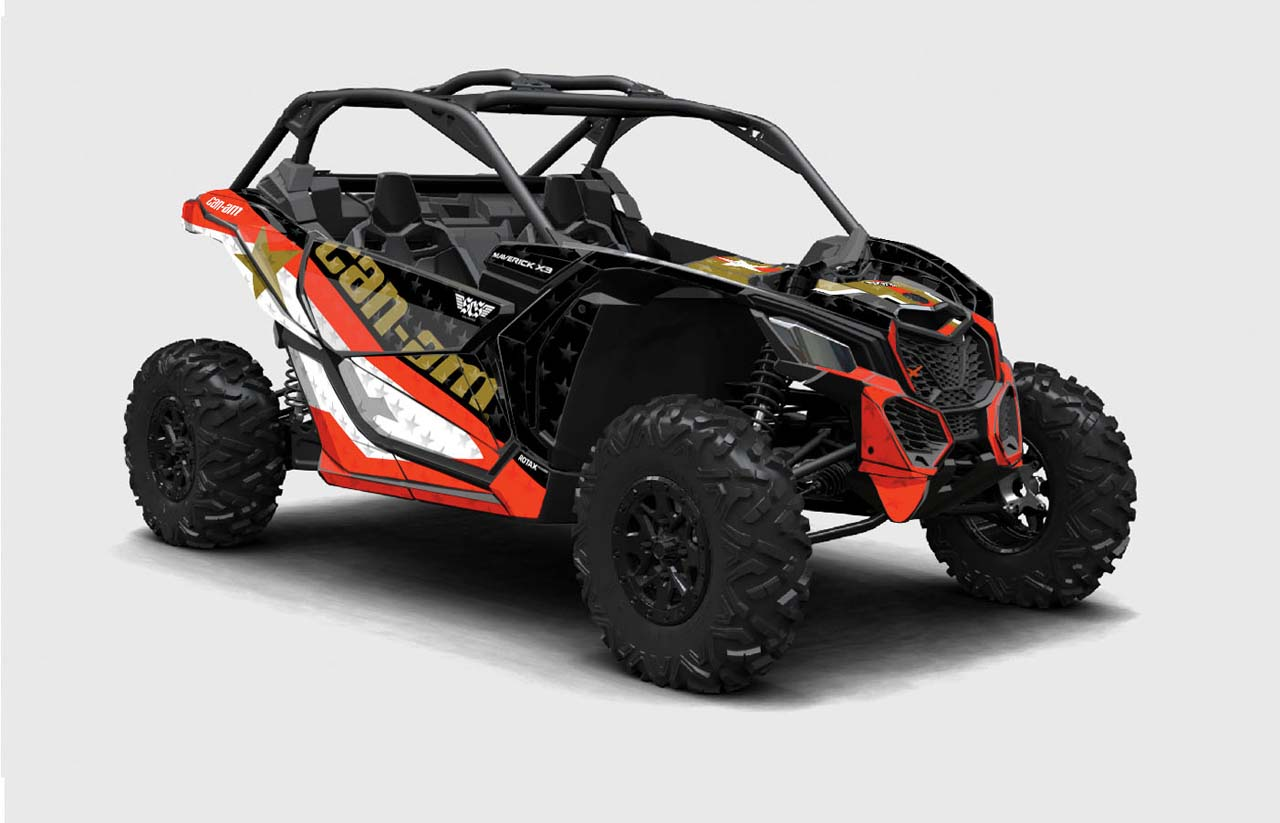 For more information on can am maverick x3 side by side vehicle accessories and the entire can am parts accessories and clothing lineup