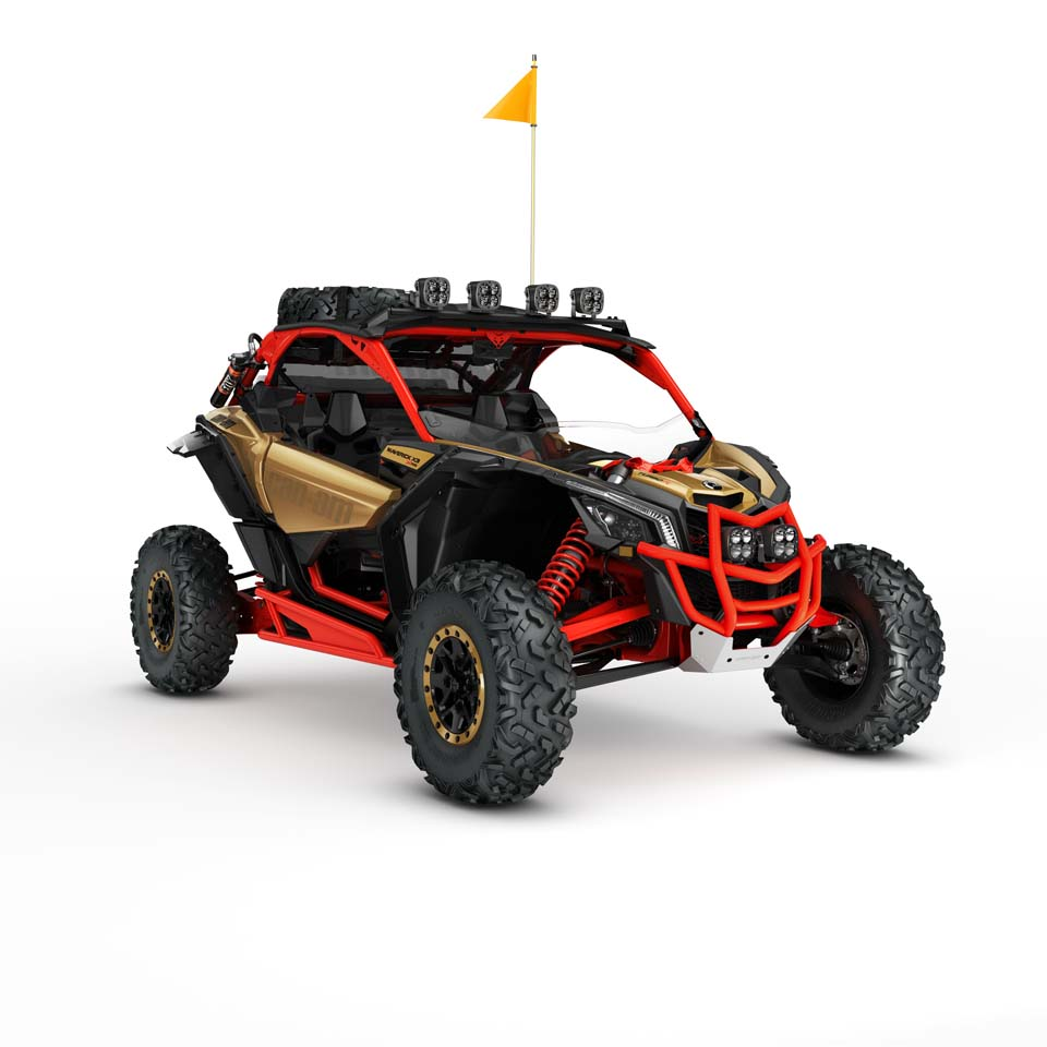 Turbocharged Holiday Gifts Atv Illustrated