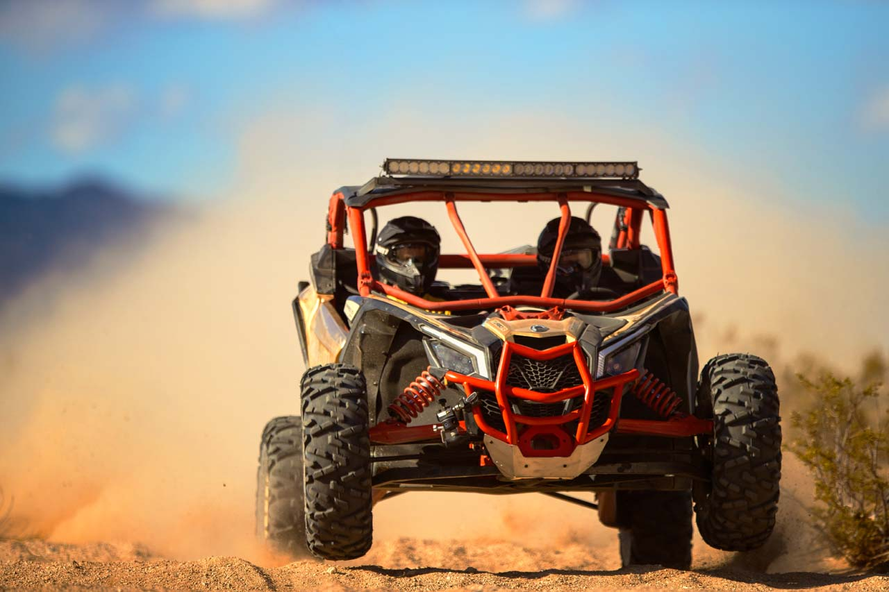 BRP Sets the Standard in Performance Side-By-Side Vehicles ...