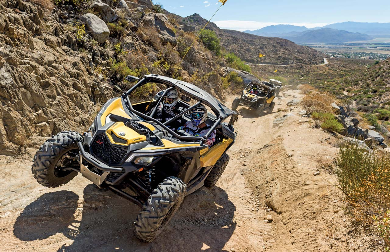 Ride Tested - Scorching Hot | ATV Illustrated