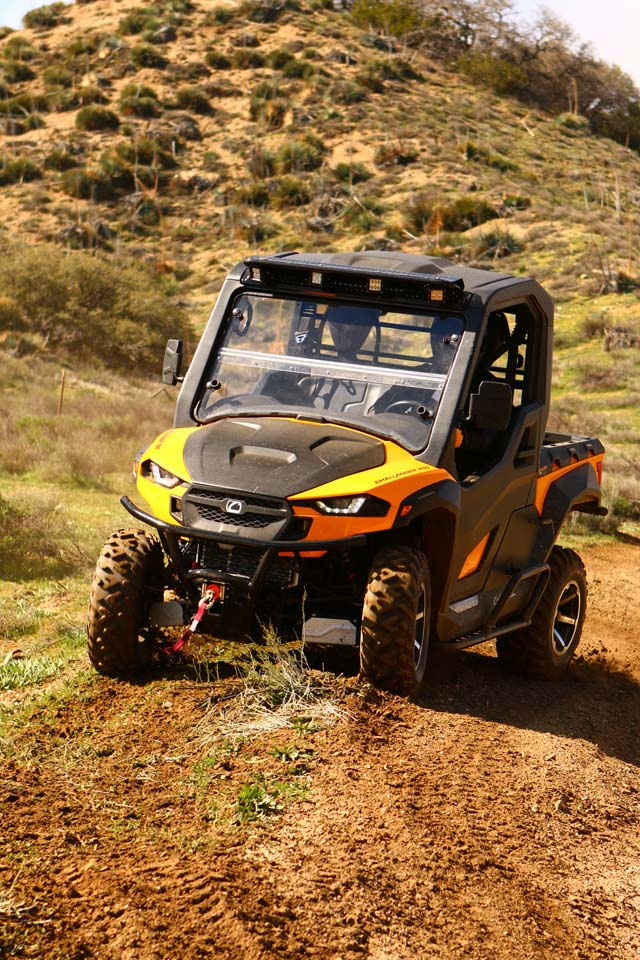 New Model Review Meet The Challenger Atv Illustrated