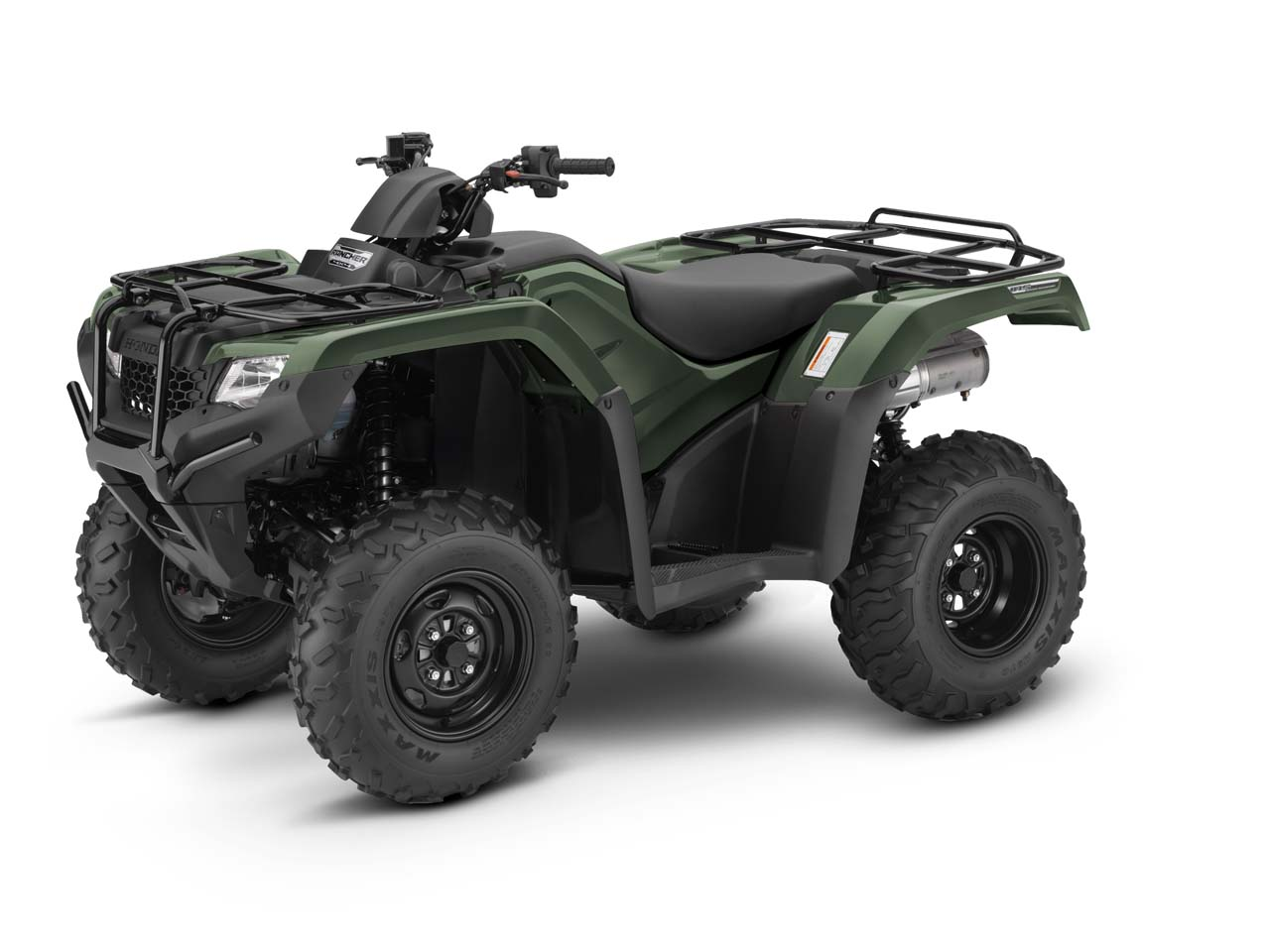 honda announces  atv models atv illustrated