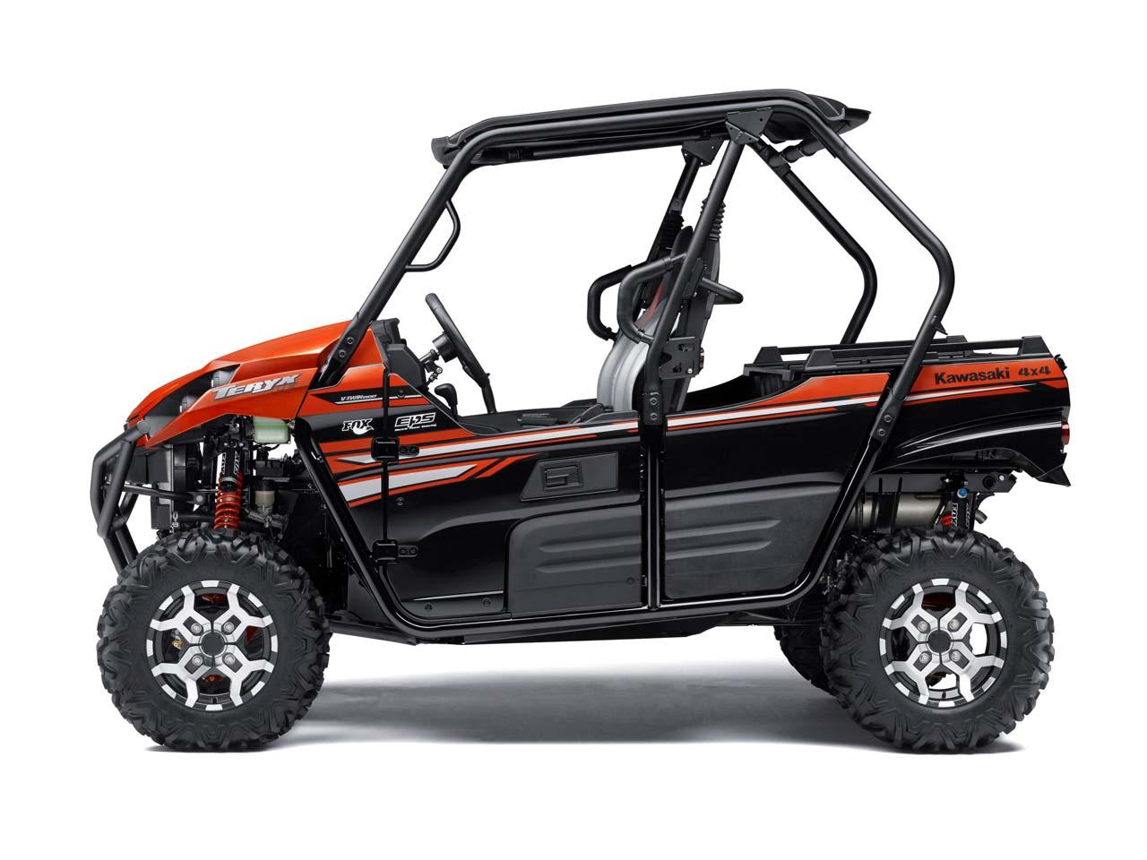 Kawasaki Teryx Le