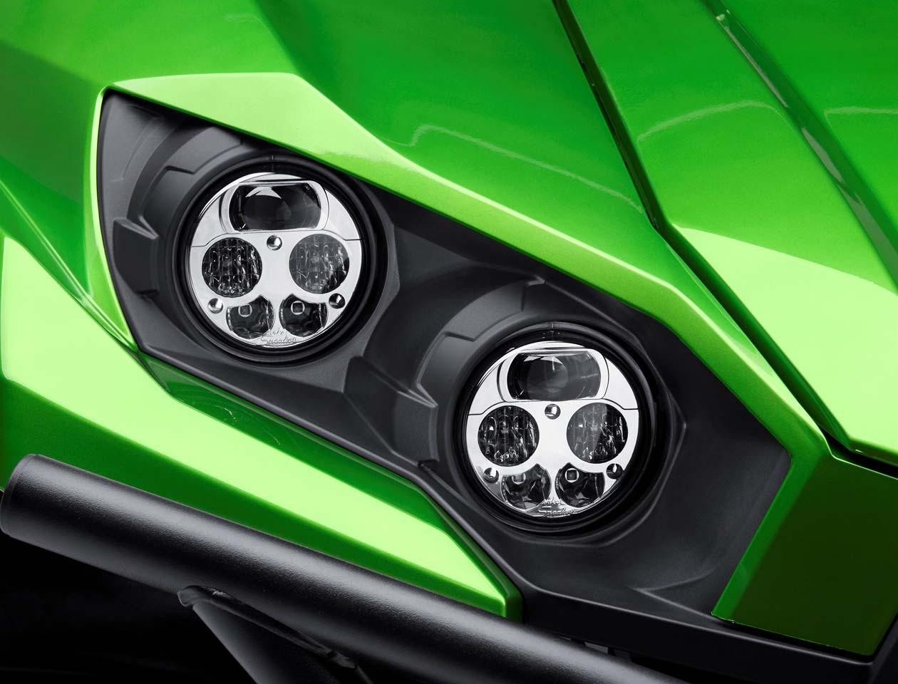 Kawasaki Brute Force Led Headlights