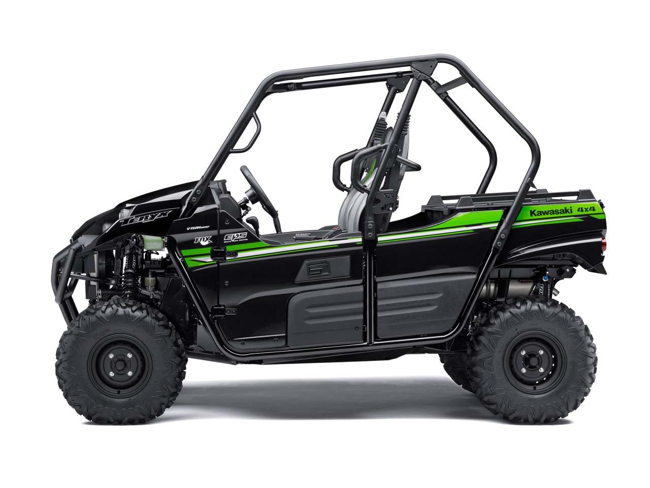 2018 Kawasaki Teryx And Teryx4 Atv