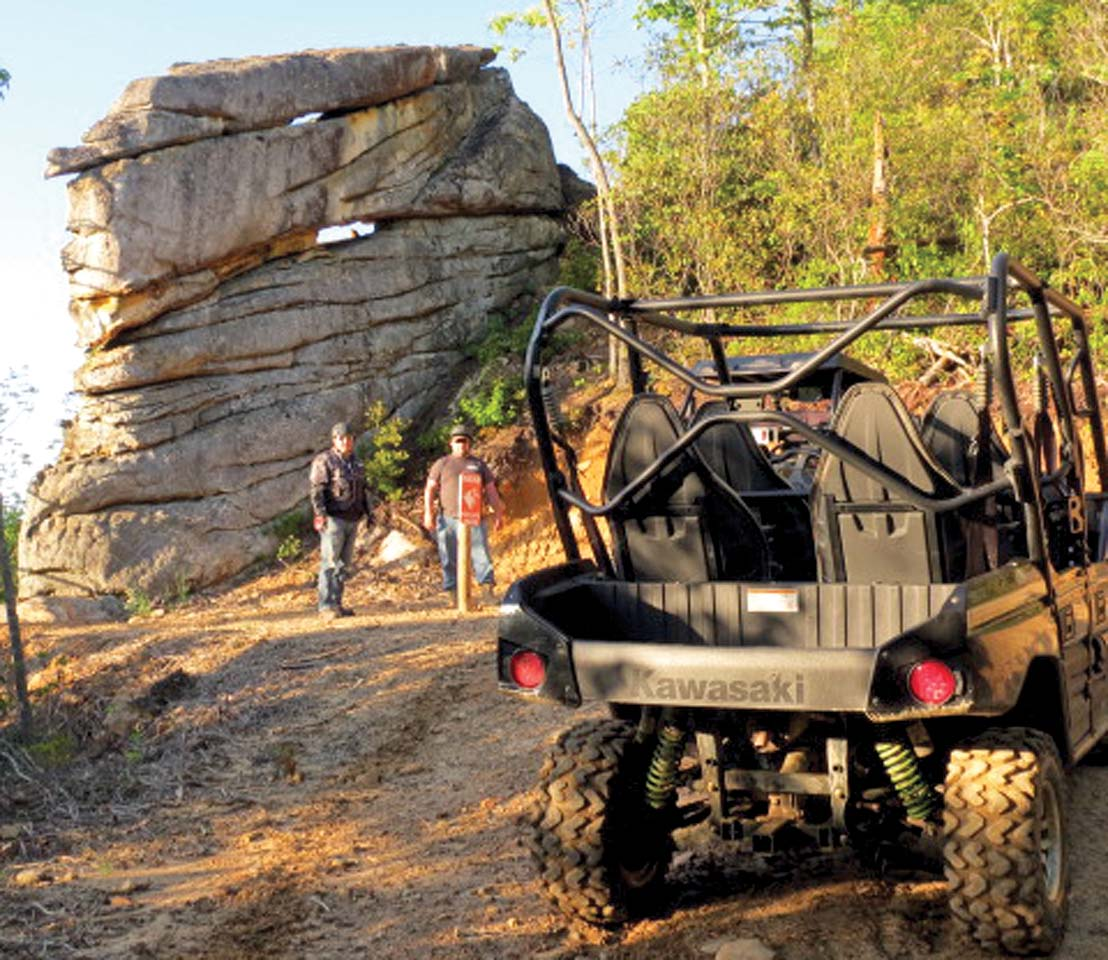 Side By Side Atv >> Ride Area Review - Tip of the Spear | ATV Illustrated