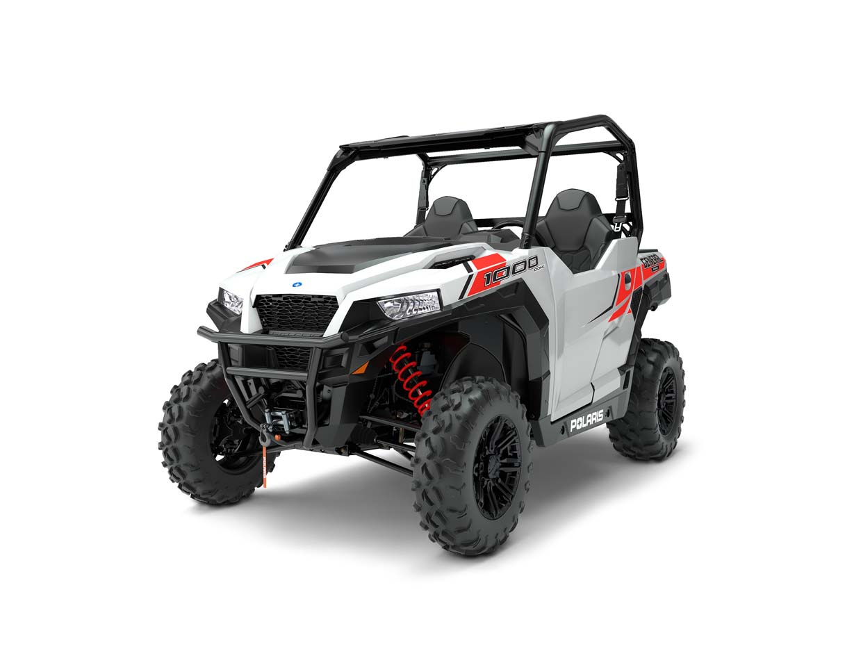 Side By Side Atvs >> 2017 Polaris GENERAL™ Lineup | ATV Illustrated