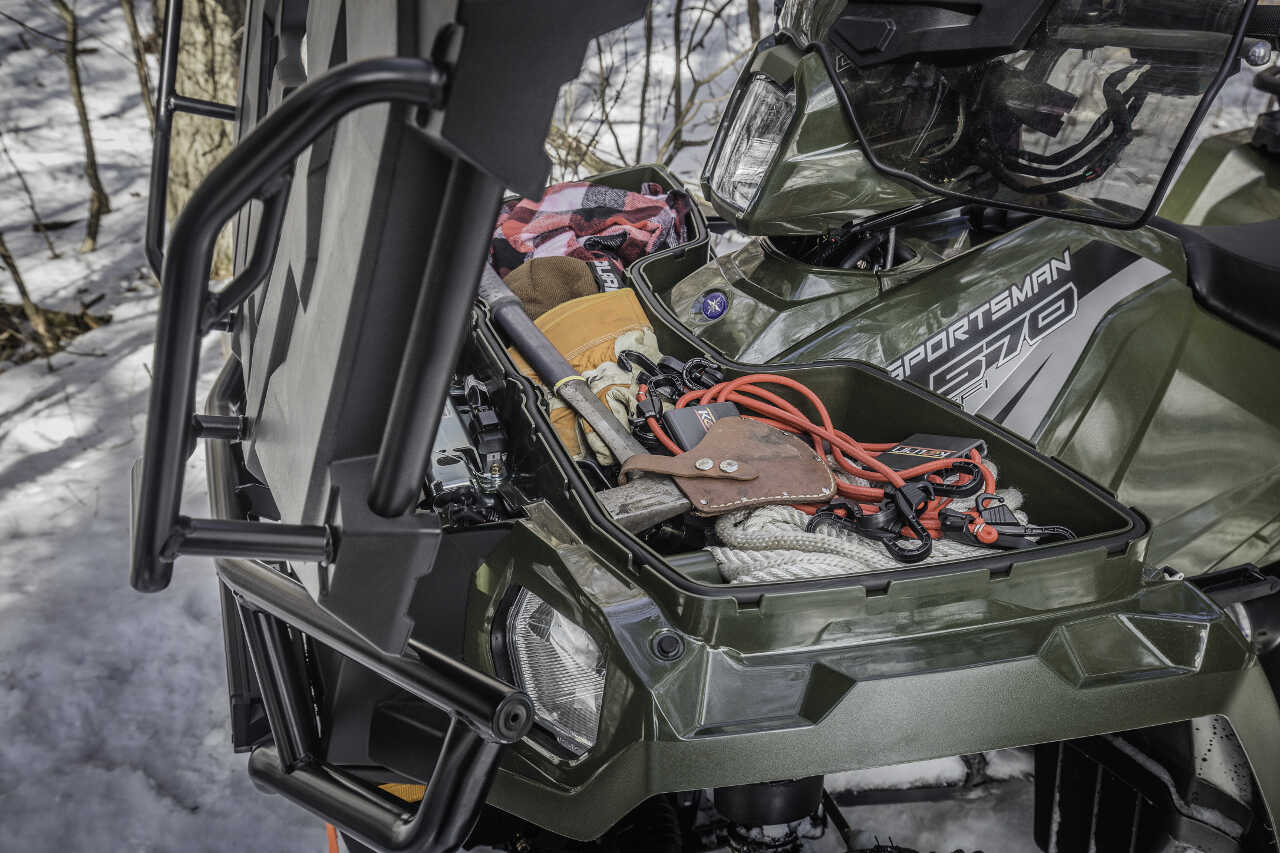 Polaris introduces new sportsman 6x6 big boss 570 eps atv illustrated 2017polarissportsman6x6big boss570epsose upont cargo publicscrutiny Gallery