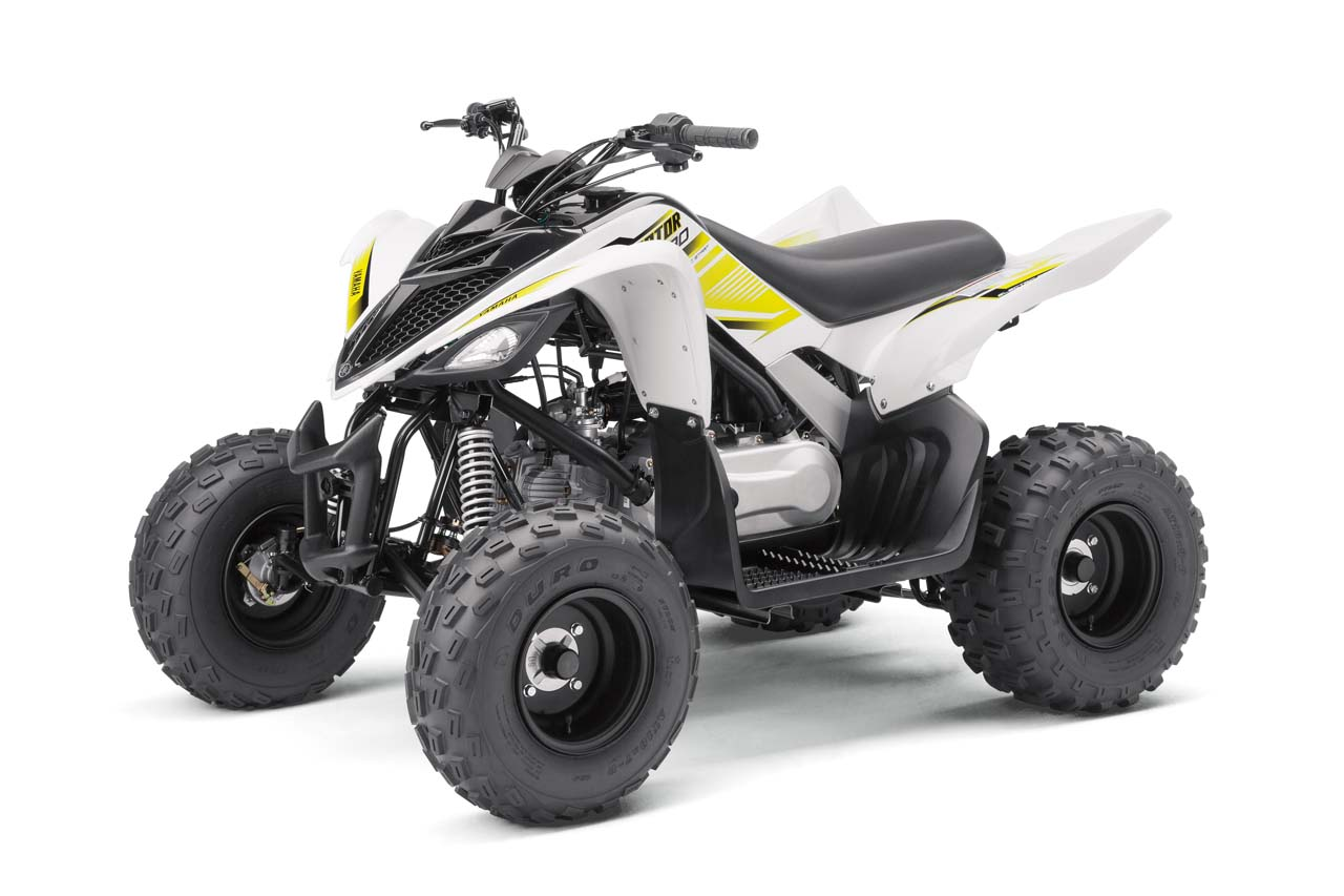 yamaha s 2017 youth atvs available for the holidays atv