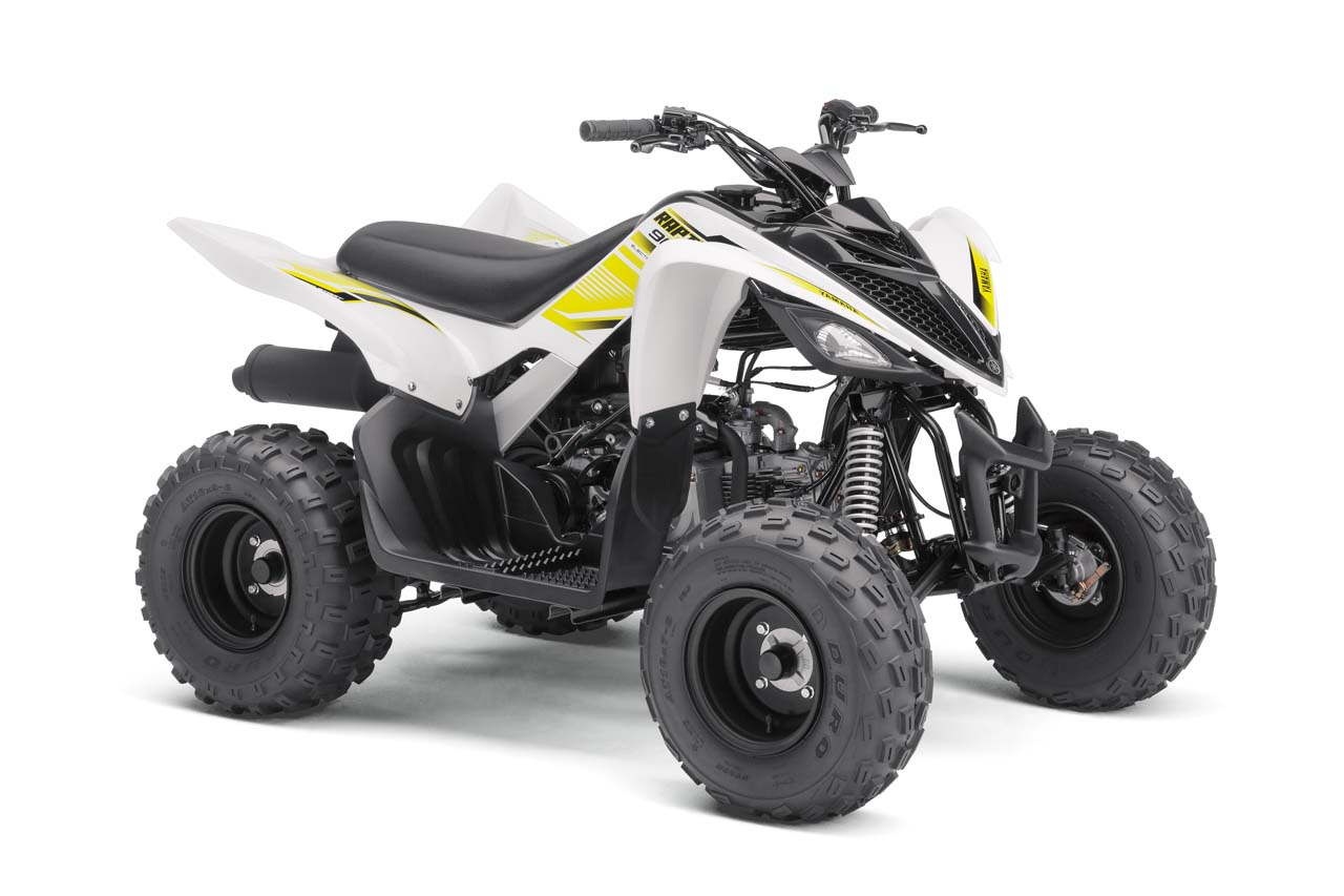 2017 yamaha s youth atvs yfz50 and raptor 90 atv illustrated. Black Bedroom Furniture Sets. Home Design Ideas