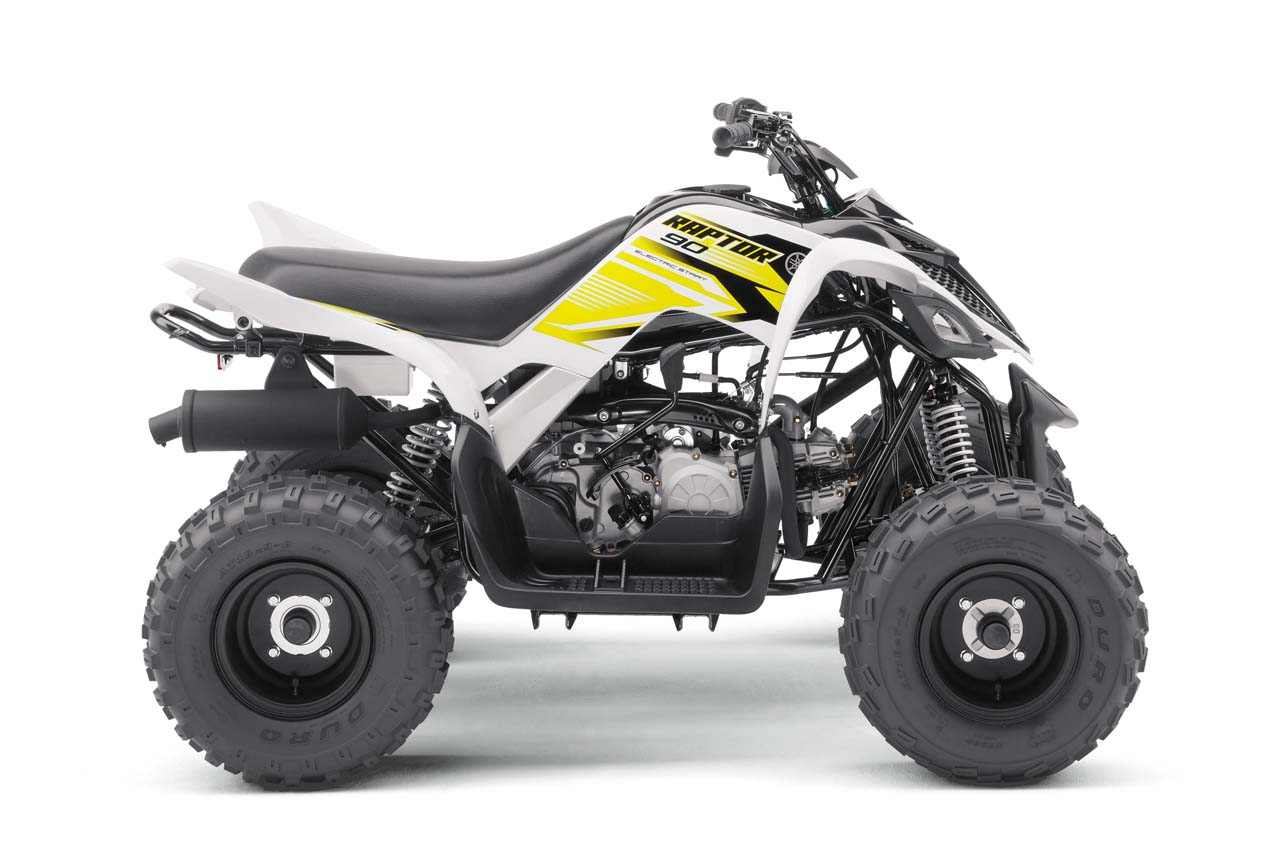 Yamaha S 2017 Youth Atvs Available For The Holidays