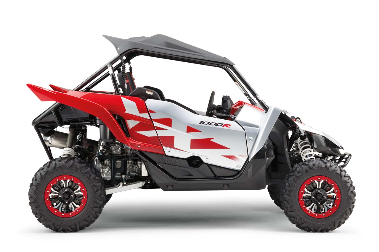 yamaha introduces new yxz1000r and wolverine sxs special edition models atv illustrated. Black Bedroom Furniture Sets. Home Design Ideas