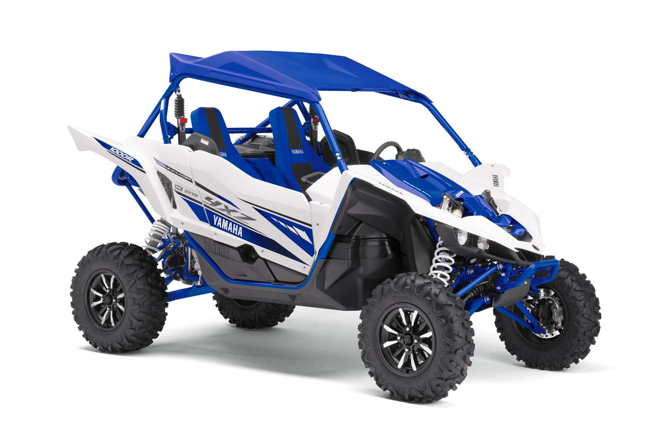 2017 Yamaha Yxz1000r Arriving At Dealers New Kodiak 700
