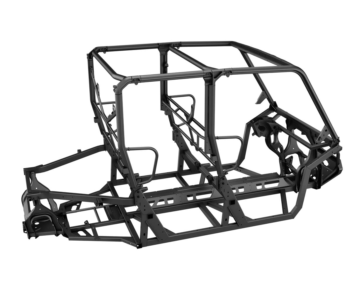 Brp S New Six Passenger Can Am Defender Max Family Of