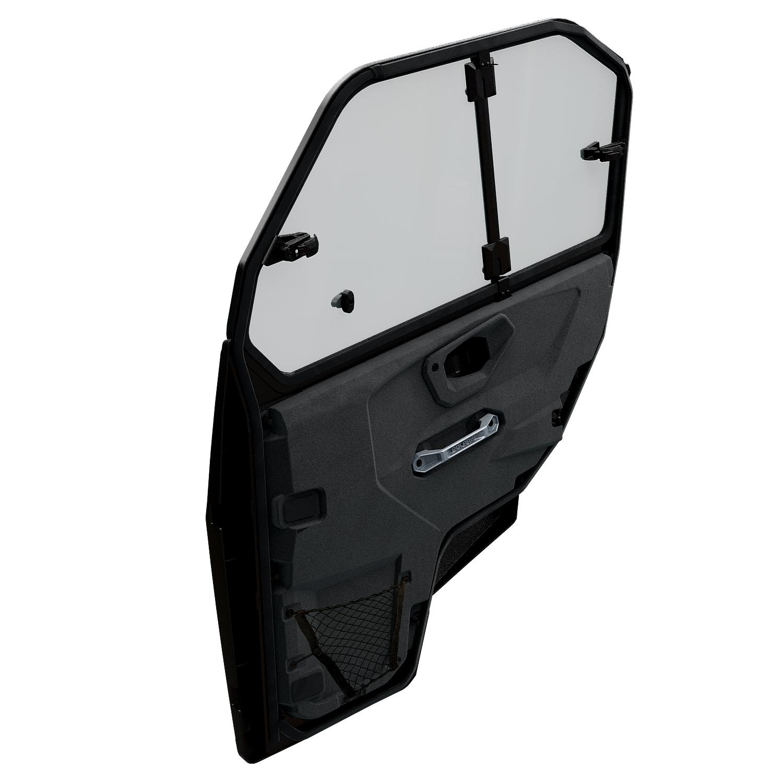 Polaris General 1000 >> New Accessory! Polaris GENERAL™ Lock & Ride® Pro Fit Premium Full Door with Hinged Window | ATV ...