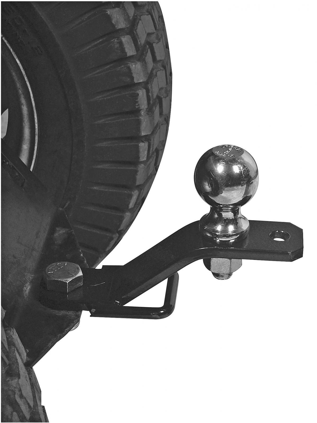 2 Ball Hitch >> QuadBoss Offers a Full Line of Towing Products | ATV Illustrated