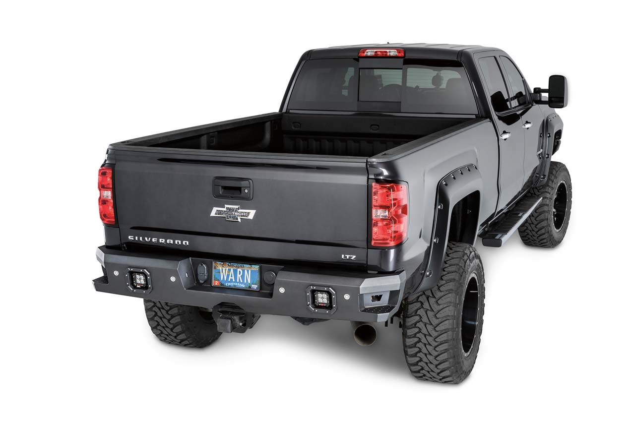 Warn Industries Releases New Ascent™ Bumpers for New Ford ...