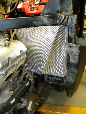 Dei Offers Heat Shields To Keep Utv Riders Cool This