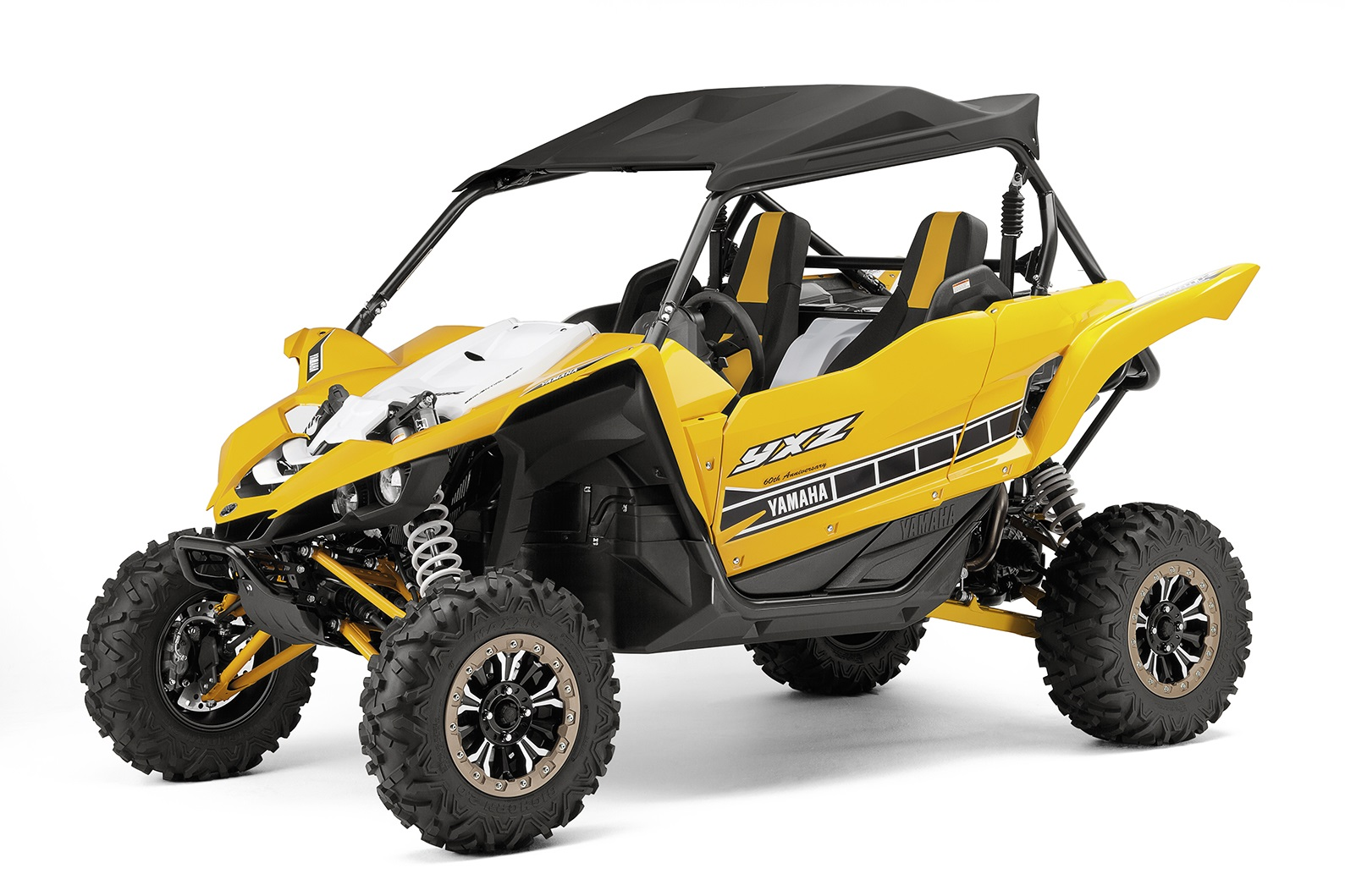 Yamaha introduces all new yxz1000r atv illustrated for Yamaha side by sides