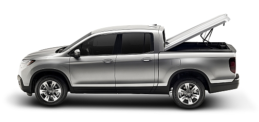 2017 Honda Ridgeline Bed Cover >> A.R.E. ACCESSORIES OFFERS TRUCK CAP AND TONNEAU COVER FOR 2017 HONDA RIDGELINE | ATV Illustrated