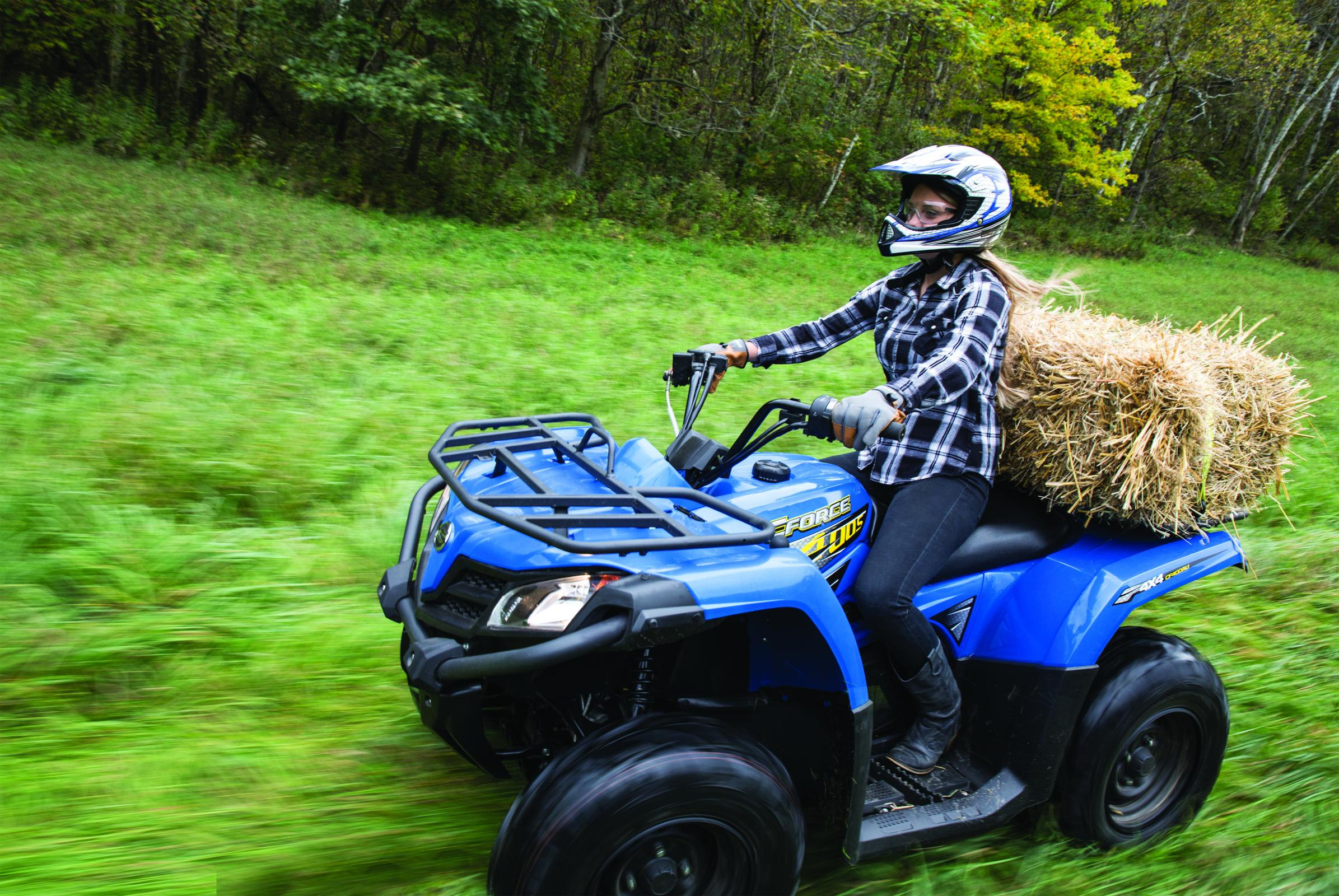 CFMOTO Launches 2016 Off-Road Models