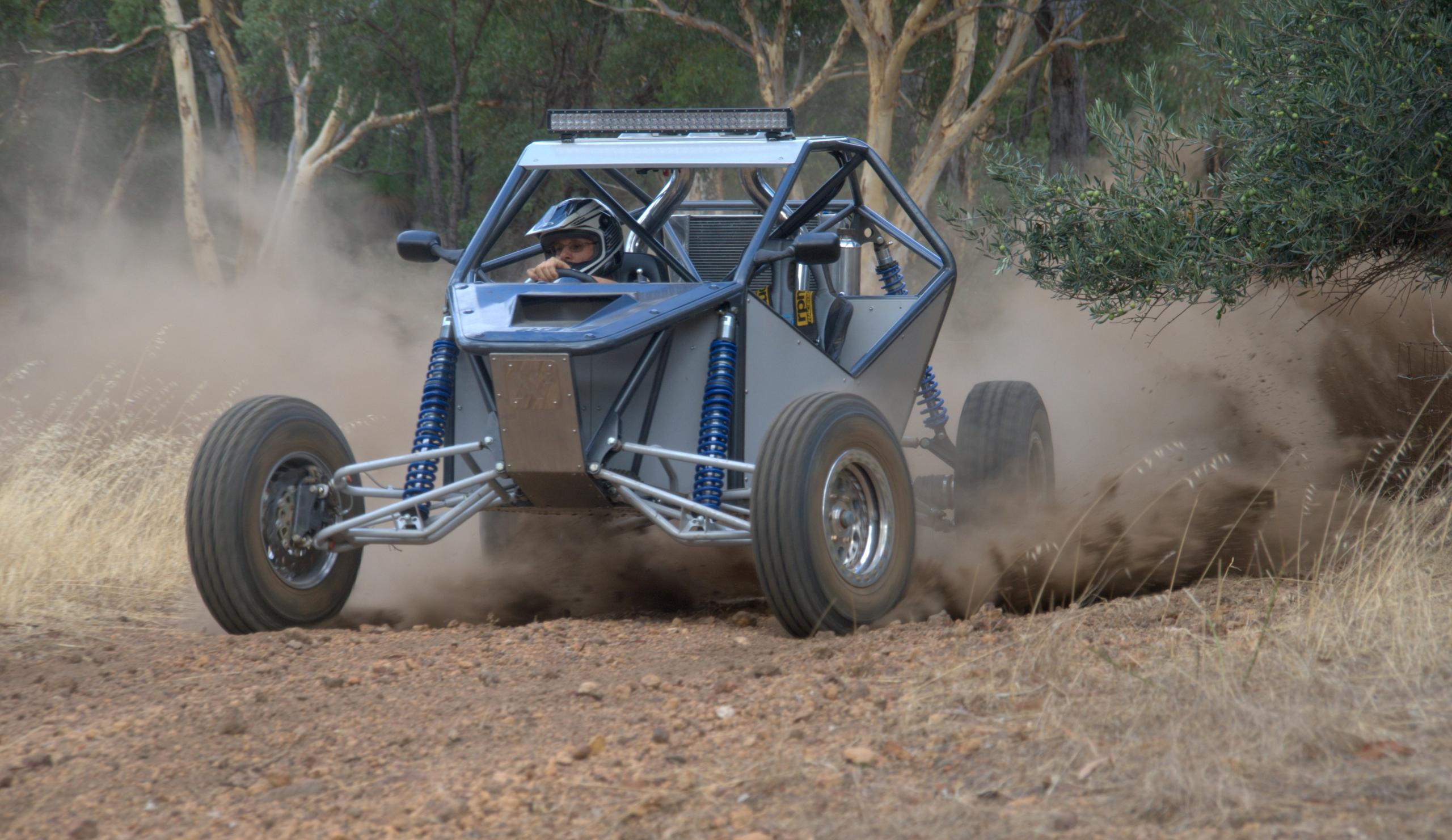 Edge Products presents the X2 off road buggy  | ATV Illustrated
