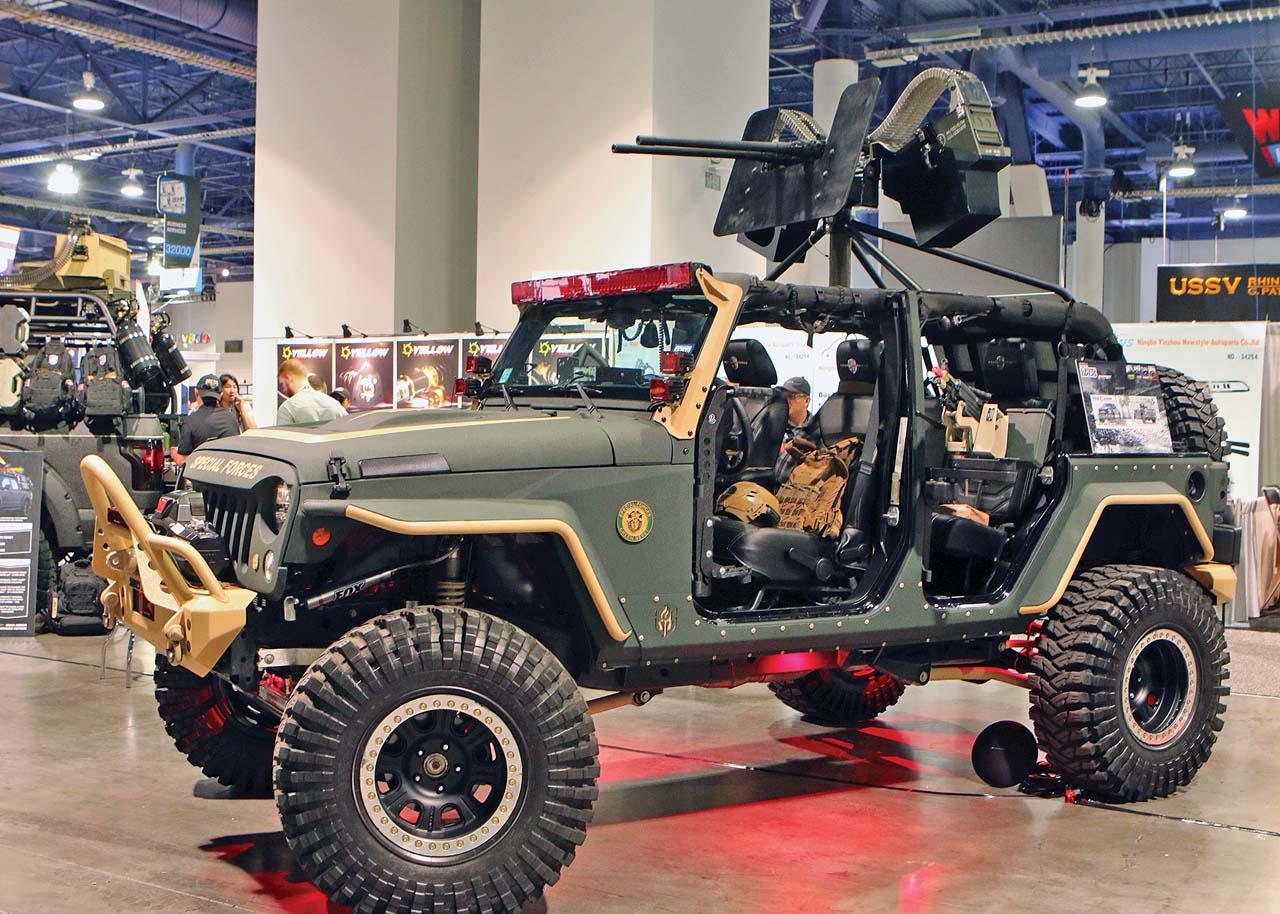 Sema Show Showtime Atv Illustrated