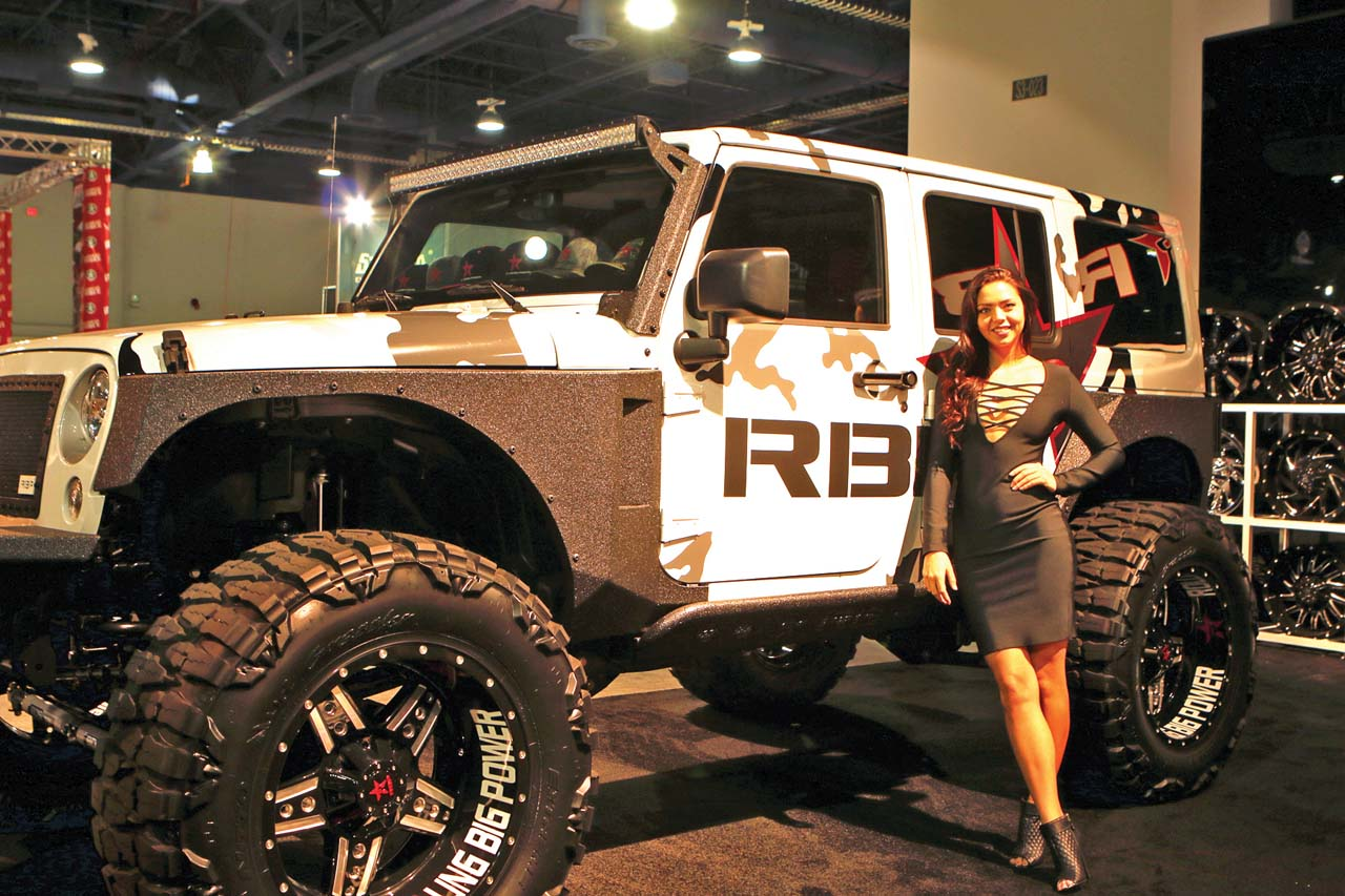 sema 2016 Jeep Sema Coverage Vegas
