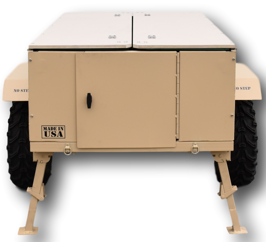 2017 Ghost M1 Tactical Off Road Pop Up Camper For Utv Atv