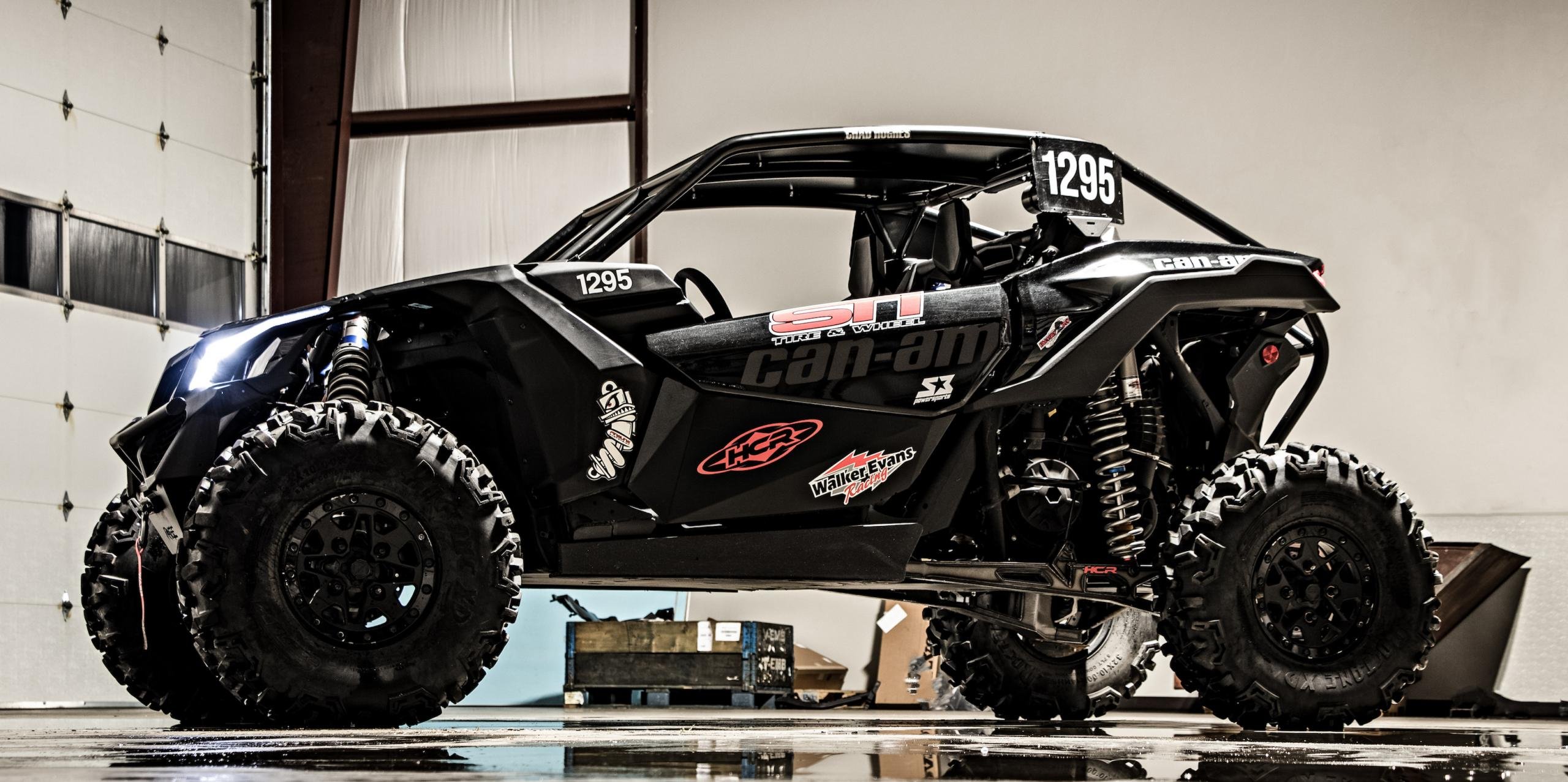 can am named 39 official utv of ultra4 racing 39 atv illustrated. Black Bedroom Furniture Sets. Home Design Ideas