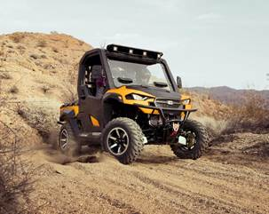 cub cadet expands utility vehicle line with new challenger models that raise the bar on. Black Bedroom Furniture Sets. Home Design Ideas