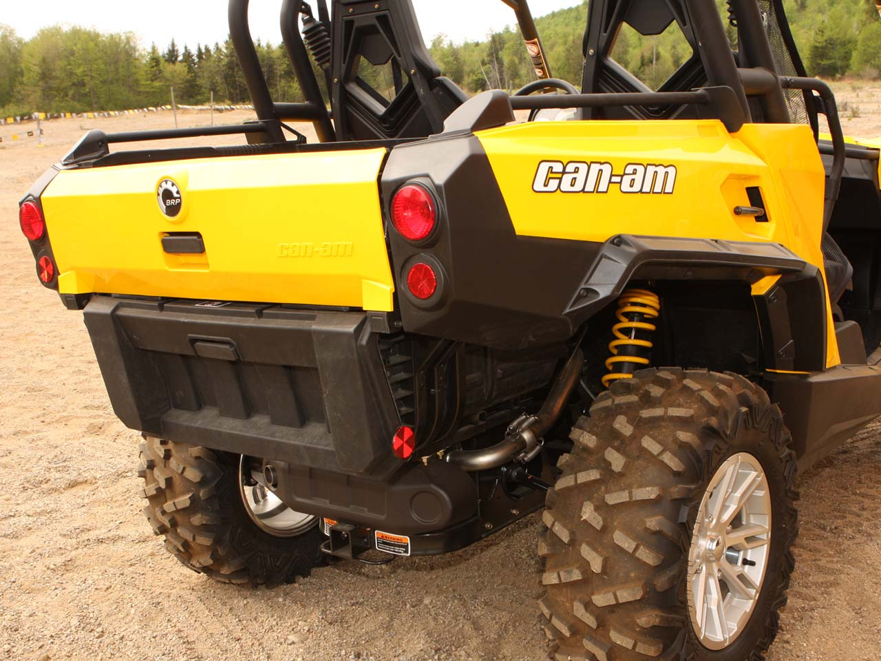 can-am commander 1000 problems