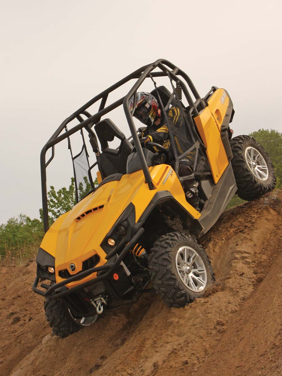 2011 can am commander side x side first ride review atv illustrated. Black Bedroom Furniture Sets. Home Design Ideas