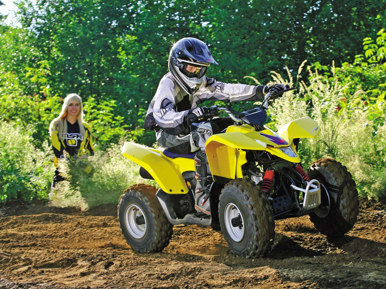2011 Youth Quad Atv Buyer S Guide Atv Illustrated