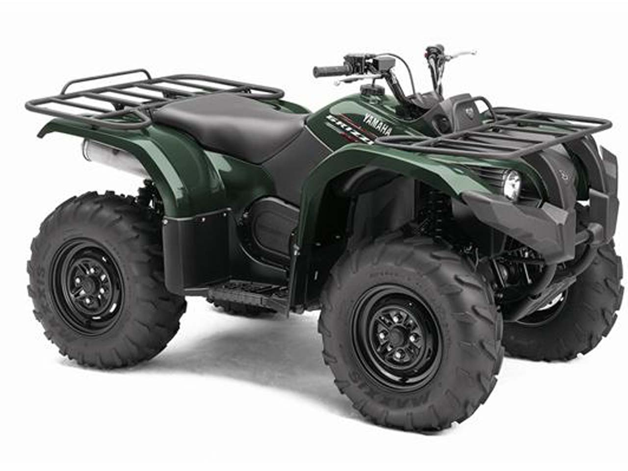 2011 Sweepstakes Winner Receives New Grizzly 450 Auto 4x4