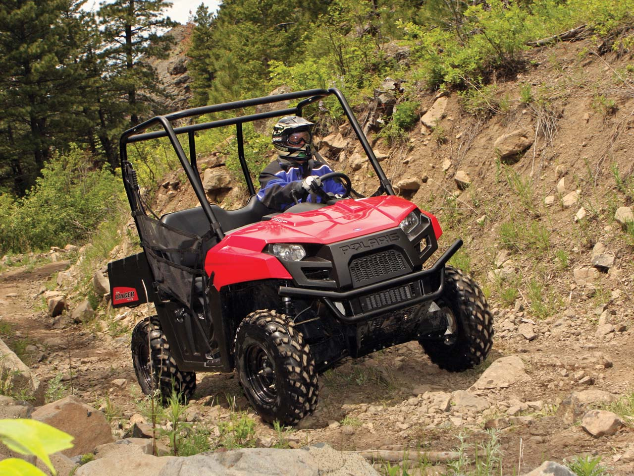 2012 polaris ranger 500 efi review atv illustrated. Black Bedroom Furniture Sets. Home Design Ideas