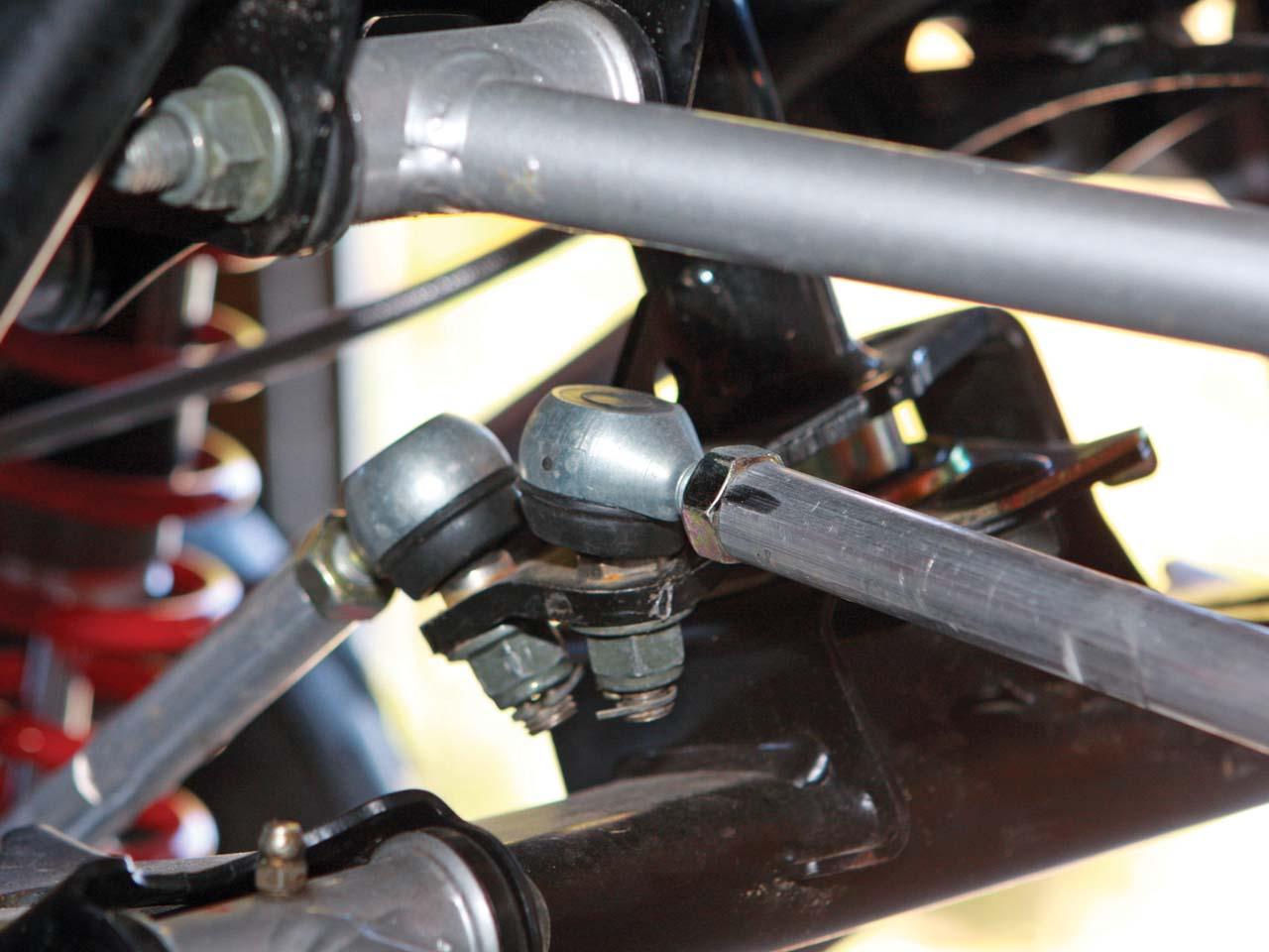 Yamaha Banshee Wheel Alignment