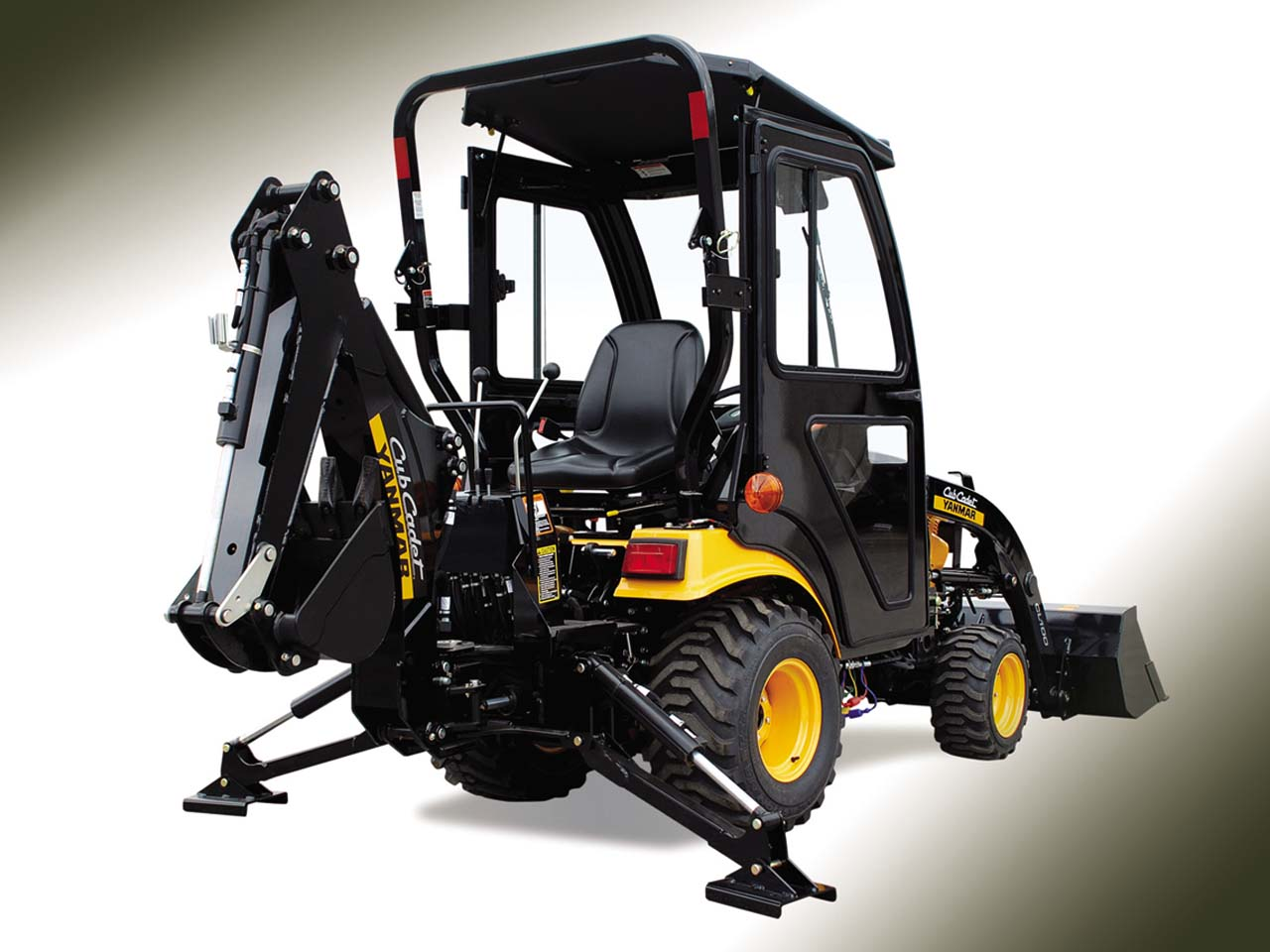 Atv backhoe attachments http www atvillustrated com content curtis
