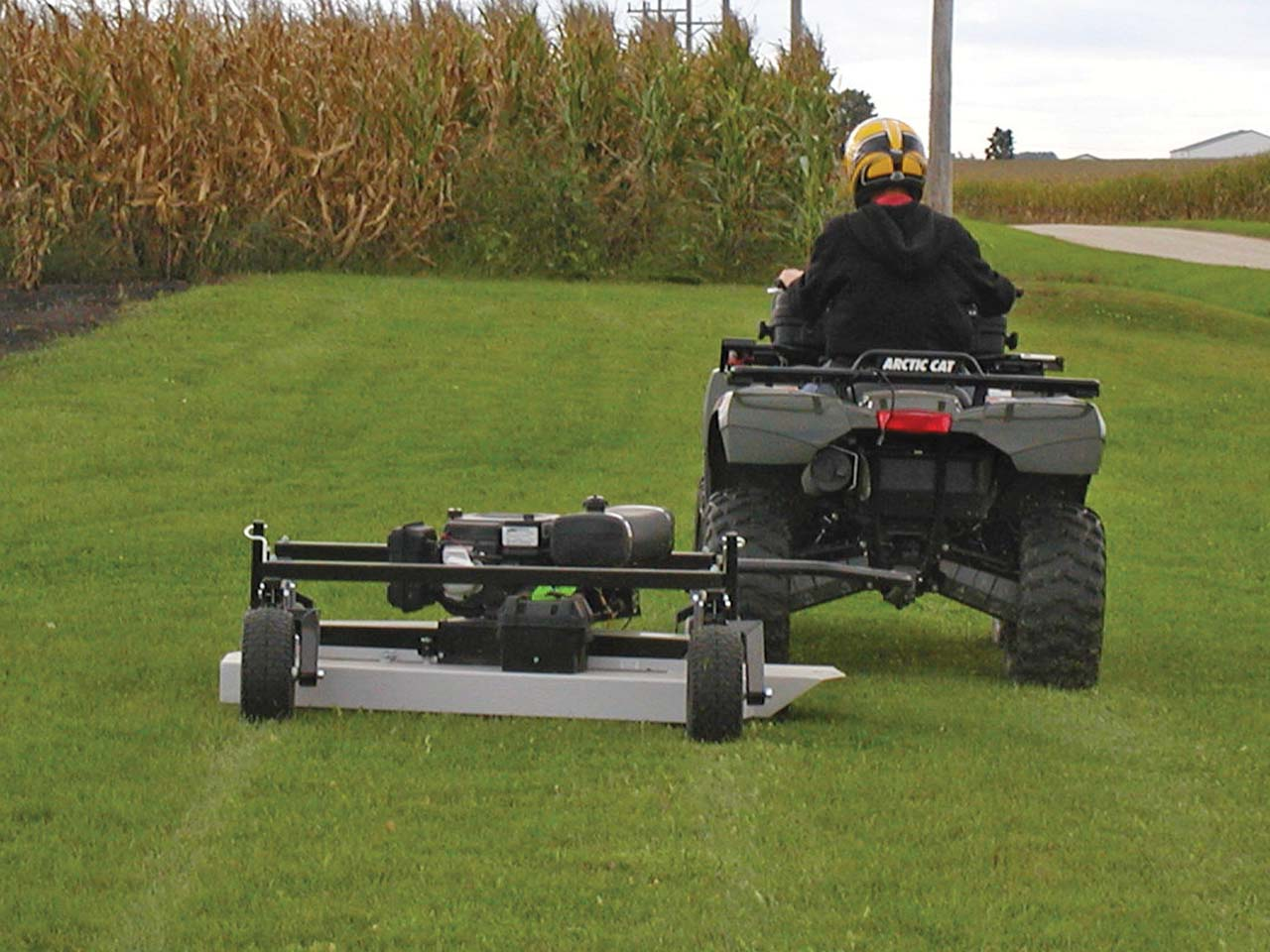 Best Finish Mower For Tractor : Best trail side by autos post