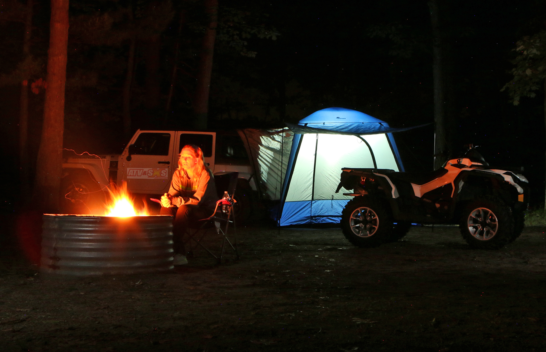 Napier Sportz Suv Tent Review Atv Illustrated