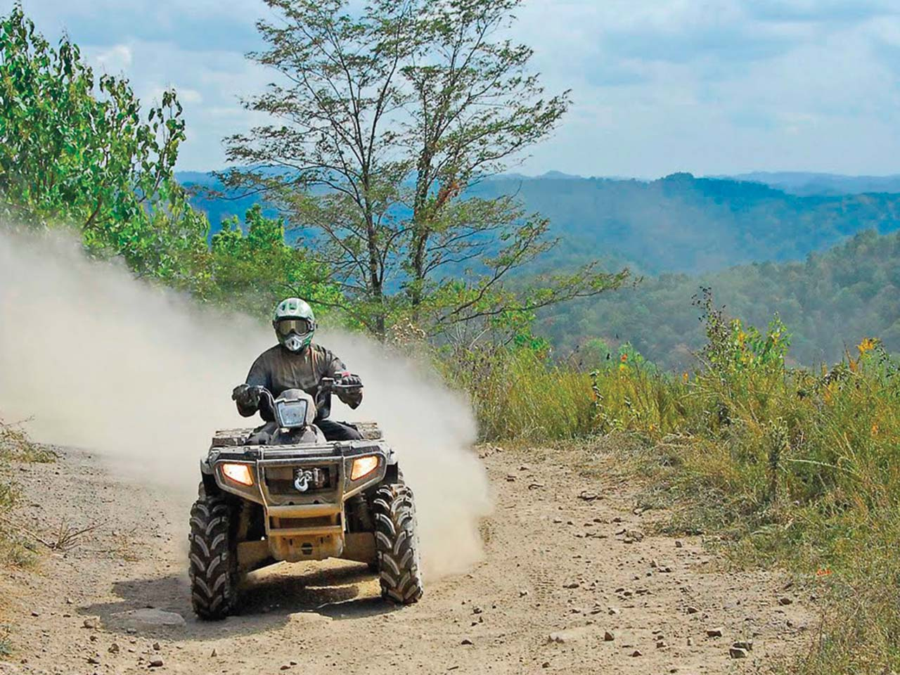 Trail And Travel Special Summer Ride Guide Atv Illustrated