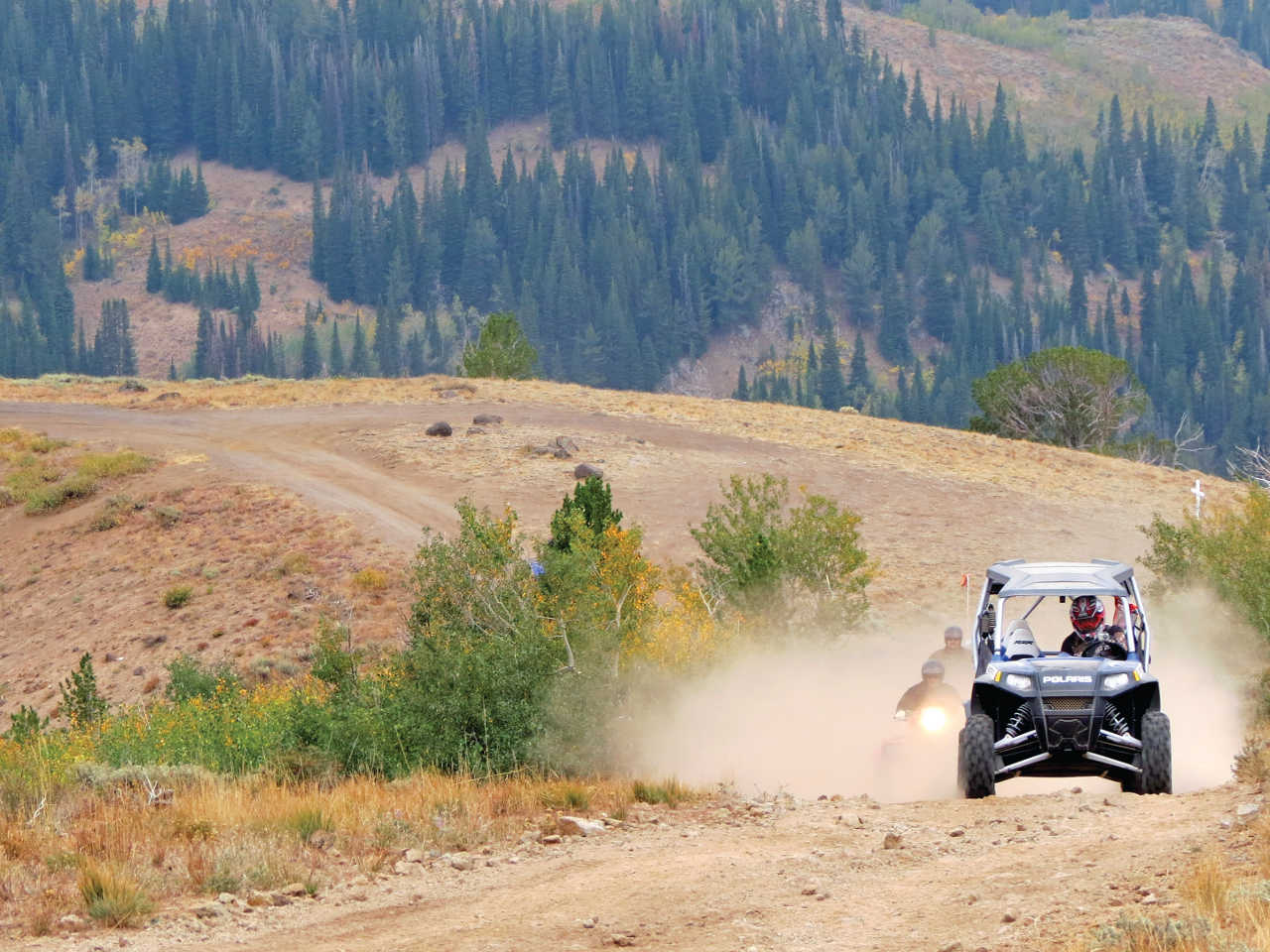Ride Area Review Nevada Wild Atv Illustrated