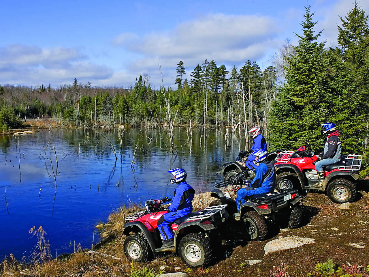 Trail And Travel Special 2014 Ride Guide Atv Illustrated