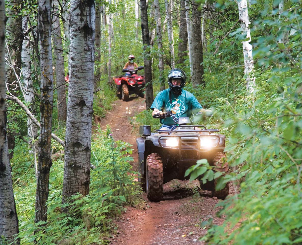 Atv Events 2020 Northern Mn.Ride Area Review Red Riders Atv Illustrated
