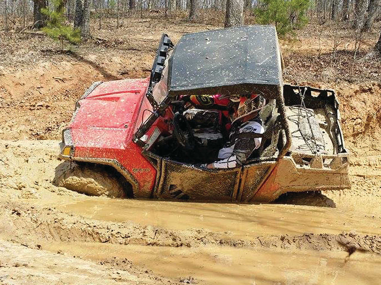 Ride Area Review Get Your Rush On Atv Illustrated