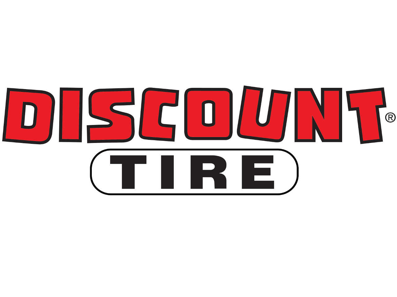 Discount tire america s tire add four stores atv illustrated for Cheap logo